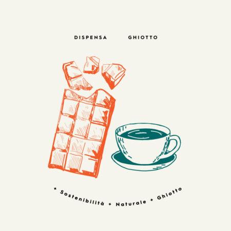 Caffè dolcezze e snack