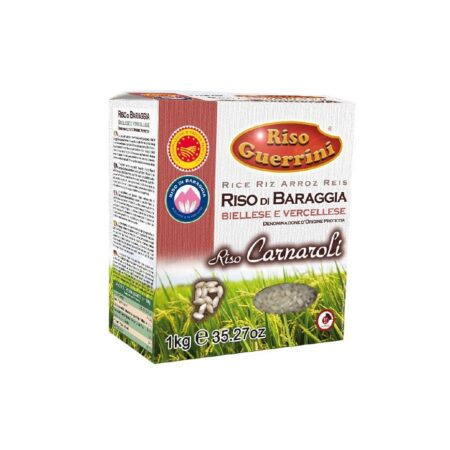 riso carnaroli senza glutine