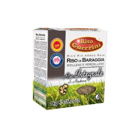 riso integrale senza glutine