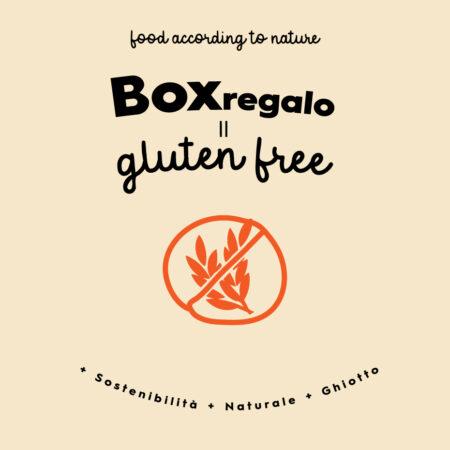 box regalo gastronomico senza glutine