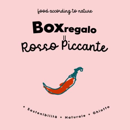 box regalo piccante